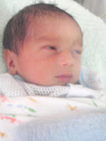 Baby Rayyan 1 days old