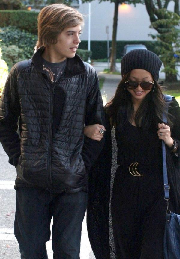 Dylan Sprouse e Brenda Song estão namorando?