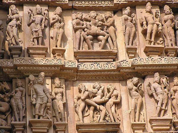 Кто сказал, что древние не увлекались порнушкой?