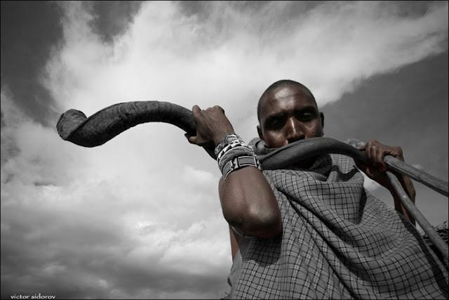 Лица Кении