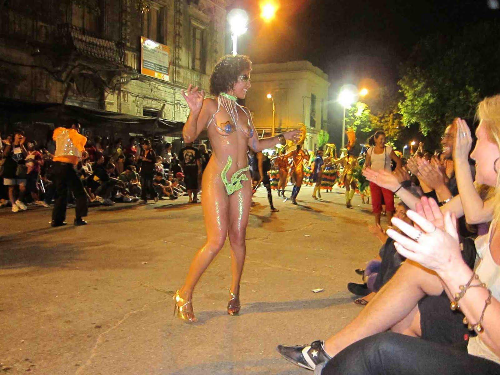 sepia siren  uruguay field notes  street parades ii