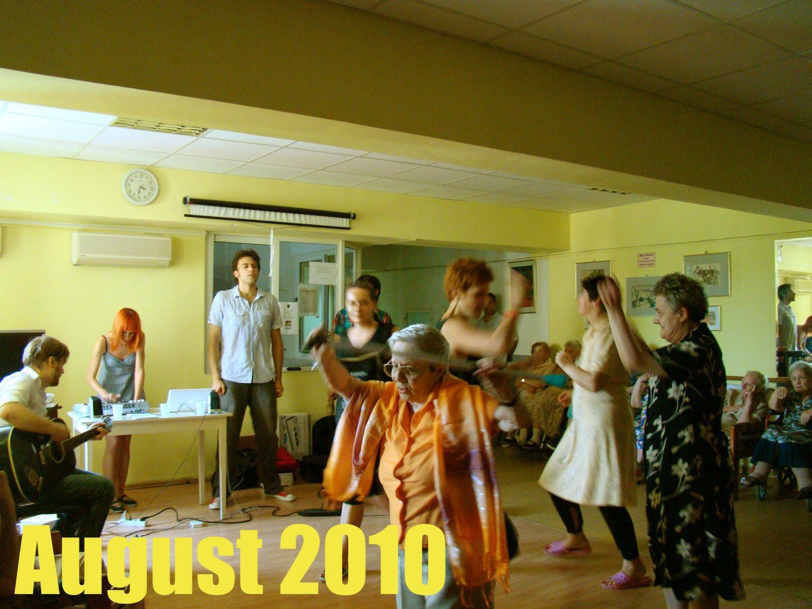 VARSTA A PATRA: AUGUST 2009 - AUGUST 2010. 1 an de ...
