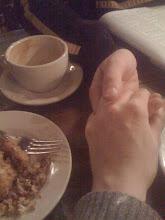 Kärlek på café!