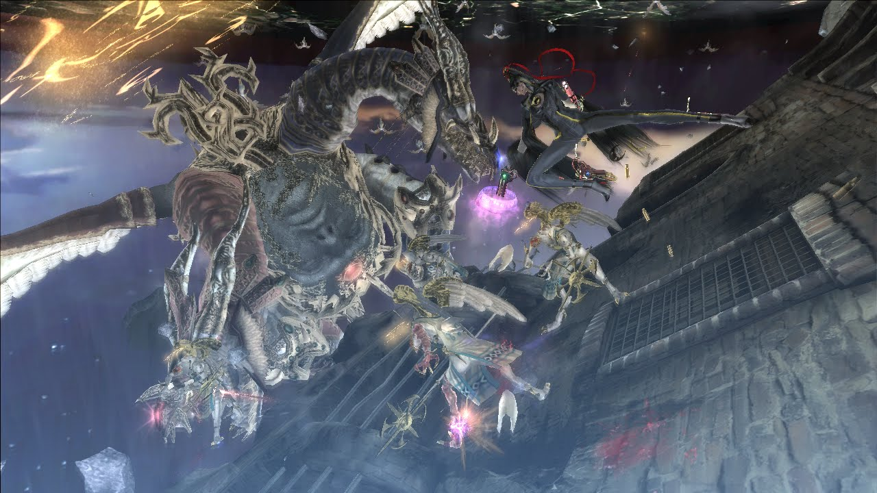 Bayonetta HD & Widescreen Wallpaper 0.348171454481841