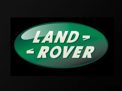 New Land Rover Logo. Land Rover amp; Range Rover (2010