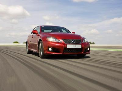 2008 Lexus Is F Eu Version. Lexus IS-F (2008)