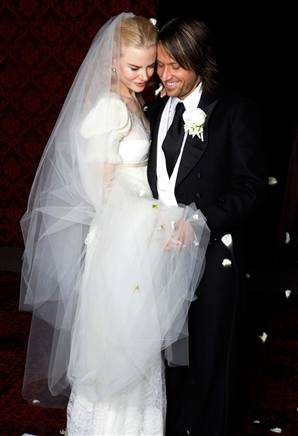 The Wedding Gown Dresses: Beautiful wedding dresses Nicole Kidman