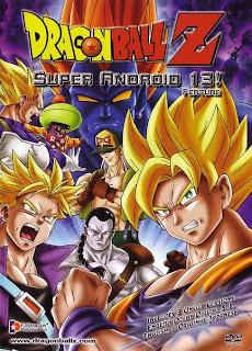 Dragon Ball Z Filme 07 – O Retorno dos Andróides  Dublado 1993