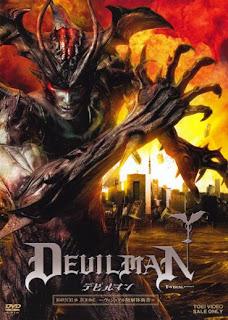 Filme Poster Devilman DVDRip XviD Dublado