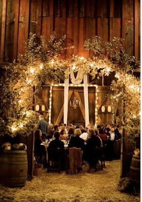 Barn Wedding Decor Ideas