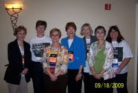 The Craftie Ladies in Denver 2009