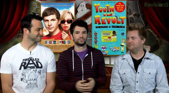 Toilet Time - Youth in Revolt (2010) Review [HD VIDEO]