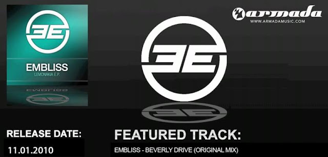 Embliss - Beverly Drive (Original Mix) (ELEL103) [HD VIDEO]
