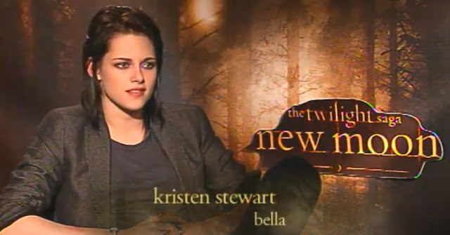 New Moon Kristen Stewart Talks Love Journey of Twilight