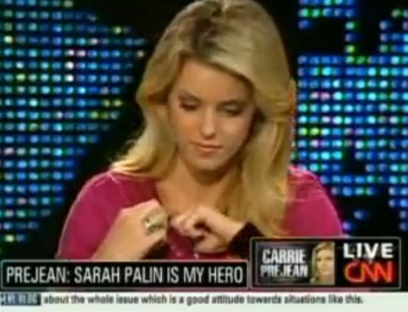 Carrie Prejean Tells Larry King Inappropriate