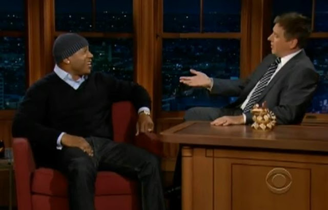 LL Cool J Talks With Craig Ferguson