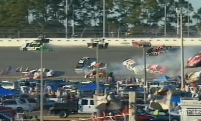 2009 ARCA Remax Series Lucas Oil Slick Mist 200 at Daytona - The Big One
