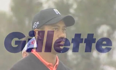 Gillette Shows Support By Cutting Tiger Woods From Its Ads
