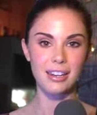 Jayde Nicole Interview In Party Central of Villa Blanca