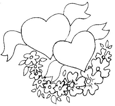 clip art heart images. black and white heart image.
