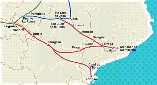 Els camins catalans...