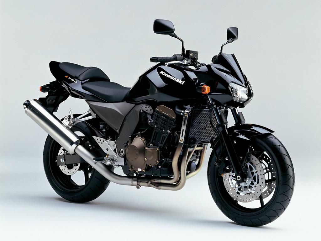 super bikes photo kawasaki z750 sportbike. Black Bedroom Furniture Sets. Home Design Ideas