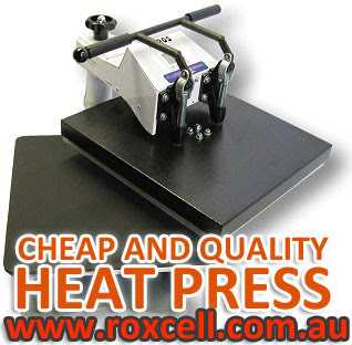 heat press :  printers business vinyl press