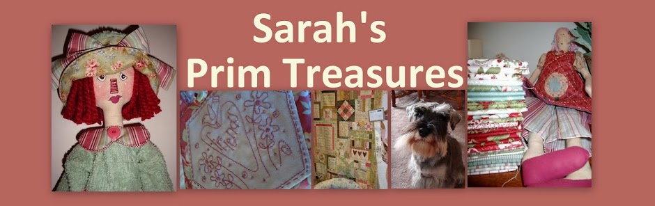 Sarah&#39;s Prim Treasures