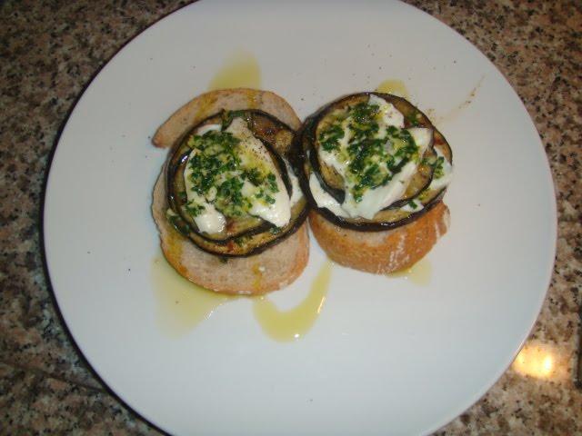 Christina's Life: Eggplant Delight