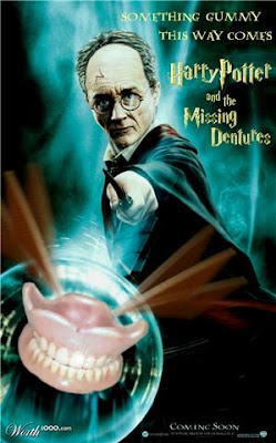 Harry Potter and the Missing Dntures