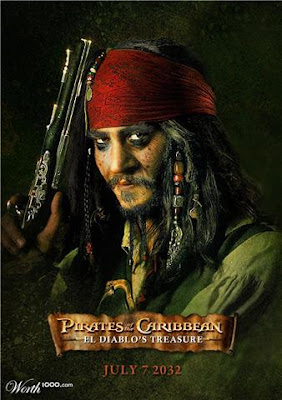 PIRATES OF THE CARIBBEAN - EL DIABLO'S TREASURE