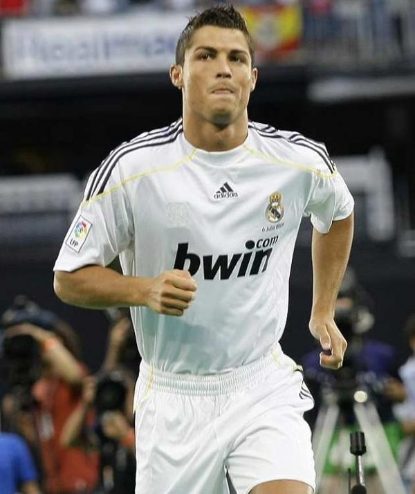 cristiano ronaldo real madrid pictures