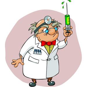 انفلونزا اعراضهم oz-5-cartoon-doctor-