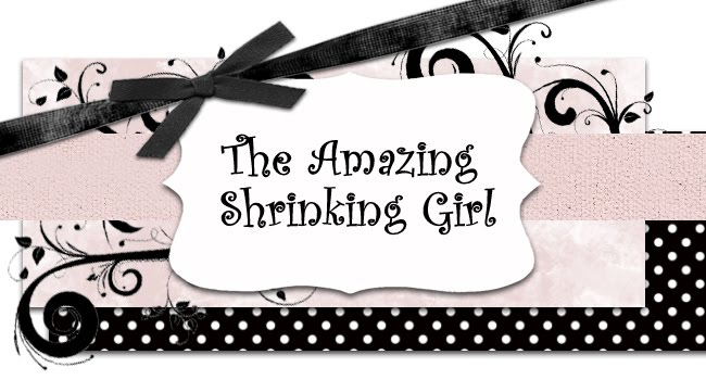The Amazing Shrinking Girl