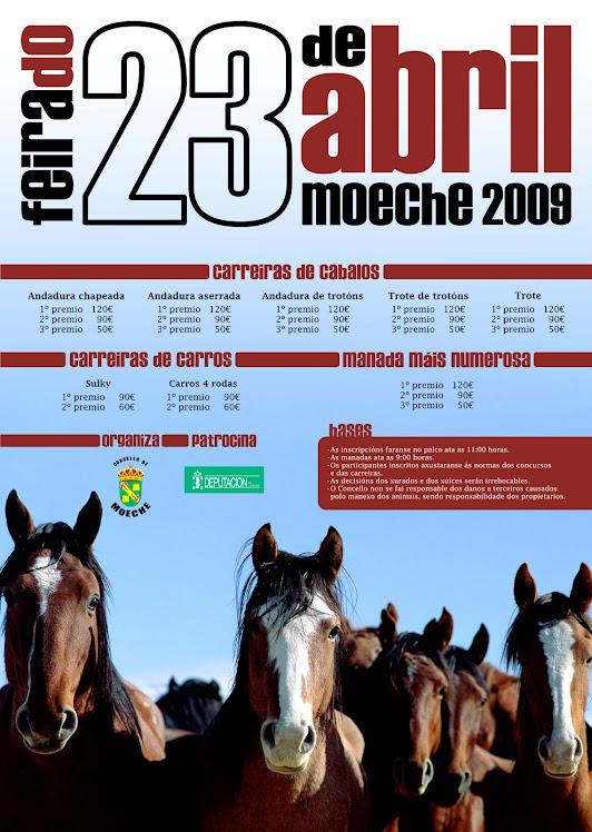 CARTEL FEIRA 2009