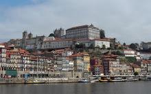O Porto visto do Rio Douro
