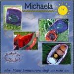 Michaela, meine Sonnencreme läuft nie mehr aus