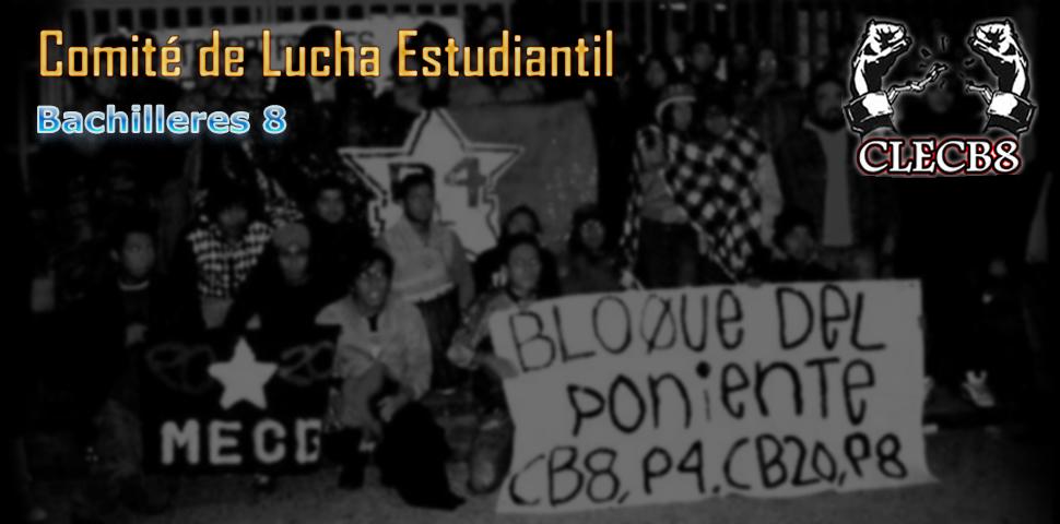 Comité Estudiantil CB8