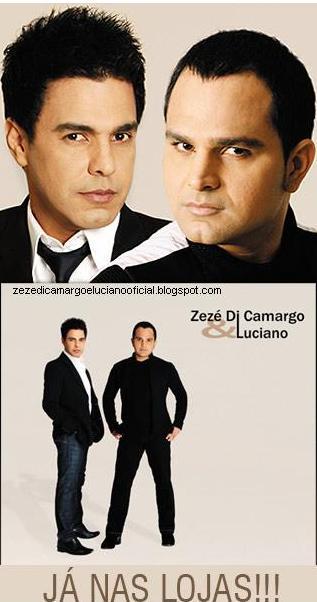 Novo Cd de Zezé di Camargo e Luciano 2008