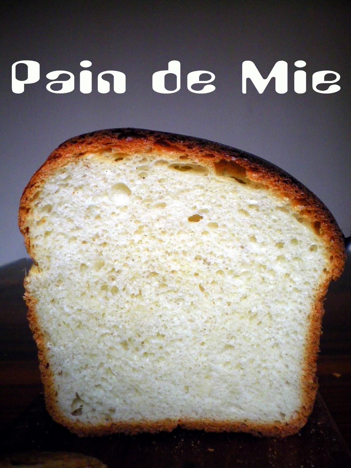 Pourquoi se priver quand c 39 est bon et l ger pain de mie comme chez harry 39 s ou presque 2pts ww - Pain de mie machine a pain ...