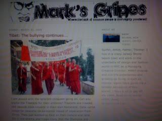 Mark's Gripes