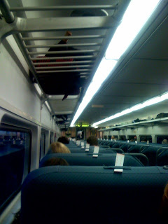Solitude in commute