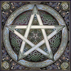 ayuda con tatuaje Pentagrama