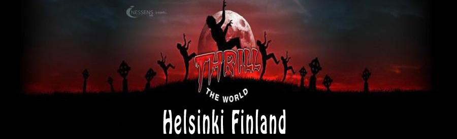 Thrill The World Helsinki