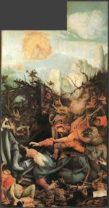 MATTHIAS GRUNEWALD (1475-1528)
