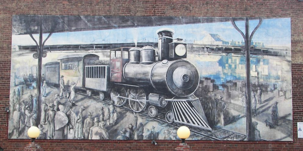 Marvelous Mural Mural On The Wall Part 64