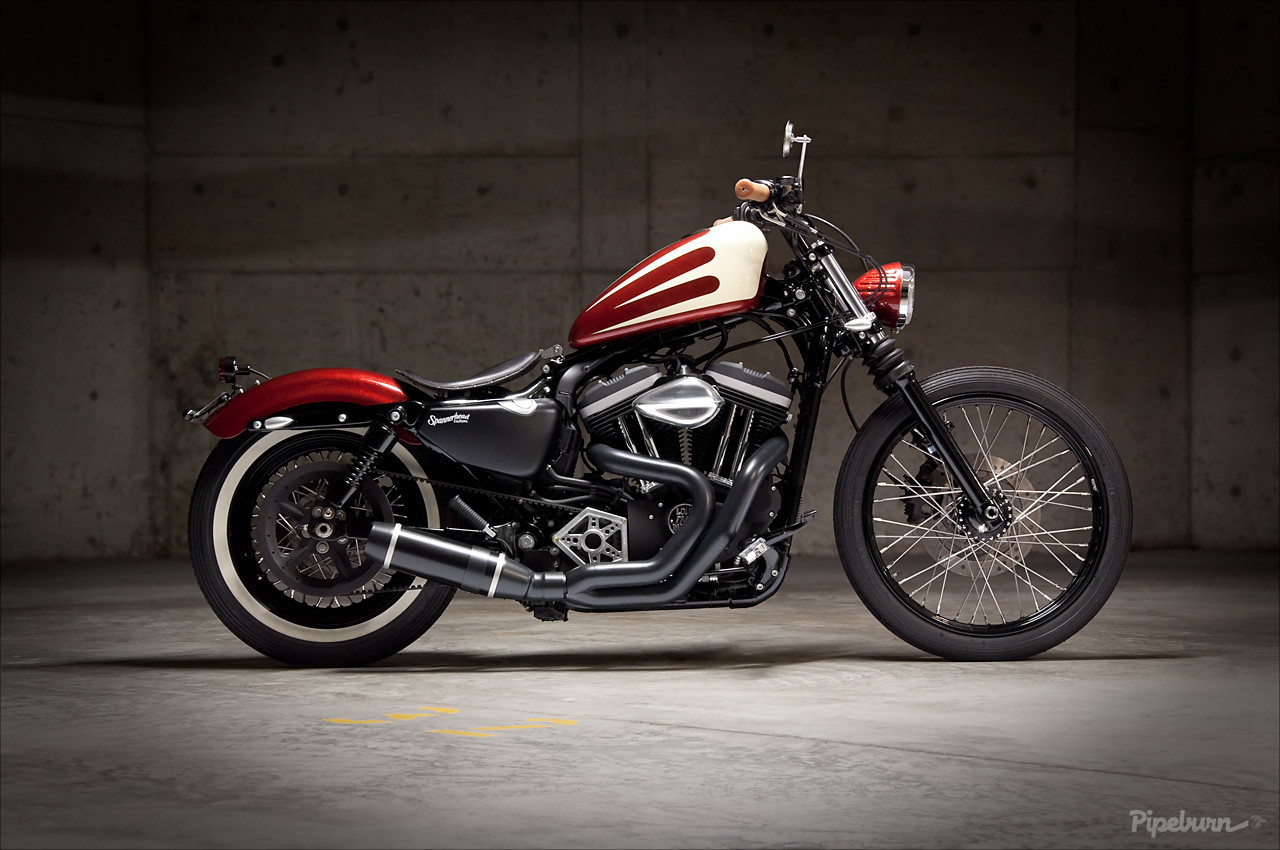 Auto Gallery  Harley Davidson   XL883N Sportster Iron 883 In Miami