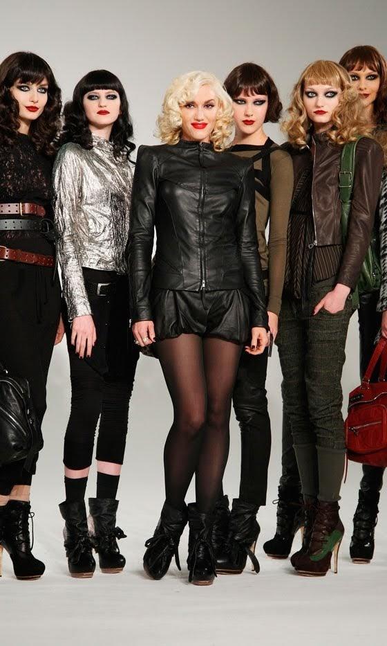 Gwen Stefani Autumn/Winter Collection