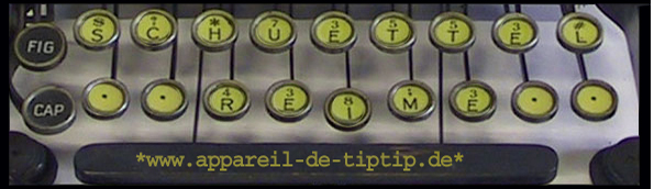 appareil de tiptip