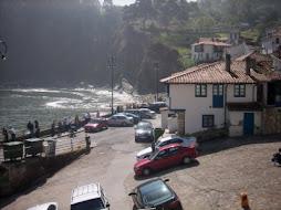 BAJANDO AL MUELLE